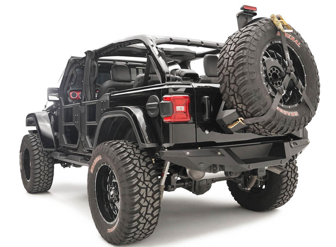 Picture for category Jeep Rear Bumpers