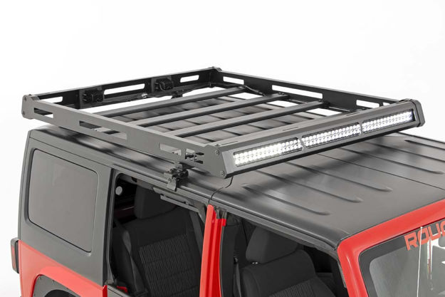 Rough Country JEEP ROOF RACK SYSTEM (07-18 JK)