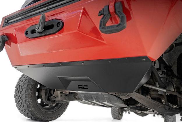 GM PRERUNNER STYLE SKID PLATE (07-14 SILVERADO 2500HD W/ PRERUNNER BUMPERS)