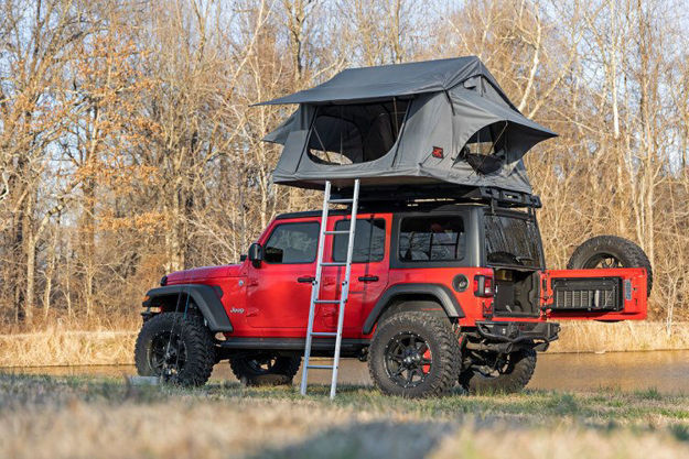 Picture of Roof Top Tent   Rack Mount